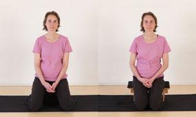 Meditatie Zithoudingen